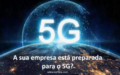 ¿Está su empresa preparada para 5G?